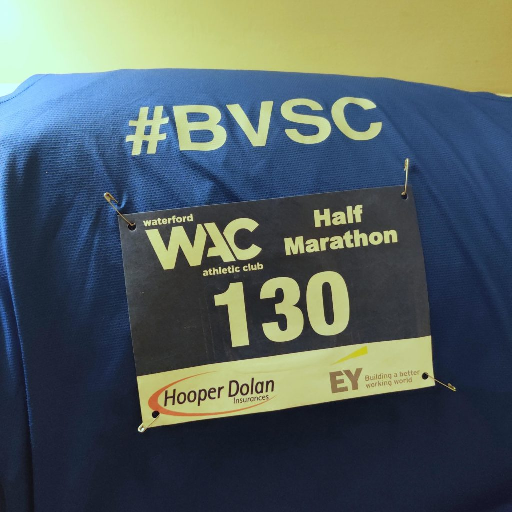 a prophetic 130 on the race number?